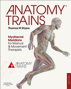 Anatomy Trains: Myofascial Meridians for Manual and Movement Therapists. 3rd Edition