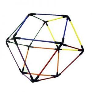 Vector Equilibrium Jitterbug
