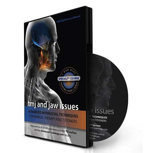 Advanced Myofascial Techniques: TMJ & Jaw Issues