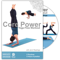 Core Advanced Vinyasa Flow