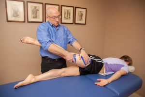 Foundations in Myofascial Release Seminar: The Lower Body with Walt Fritz