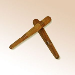 2 Reflexology Sticks