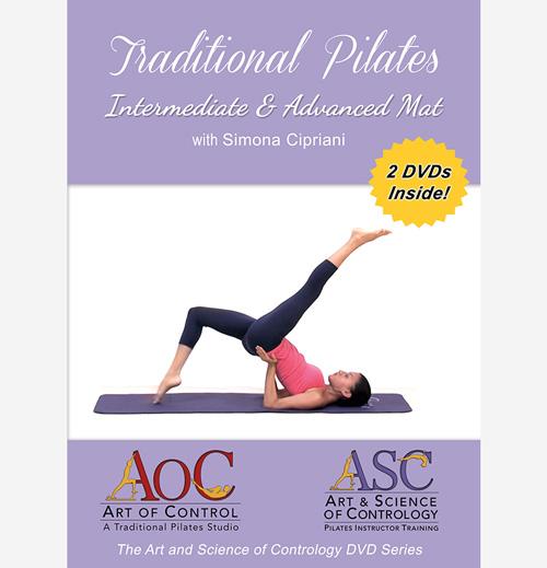 Traditional Pilates - Intermediate and Advanced Mat