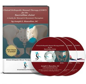 Clinical Orthopedic Manual Therapy for the Sacroiliac Joint