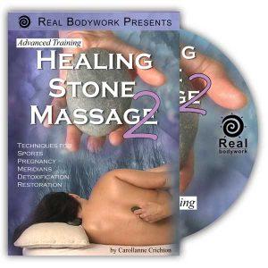 Healing Stone Massage 2