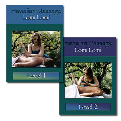 Hawaiian Massage Lomi Lomi Level 1 & 2