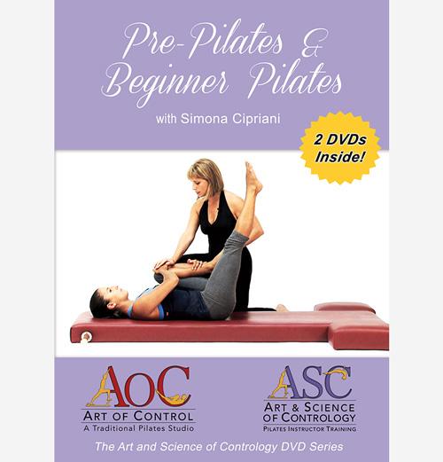 Pre-Pilates and Beginner Pilates