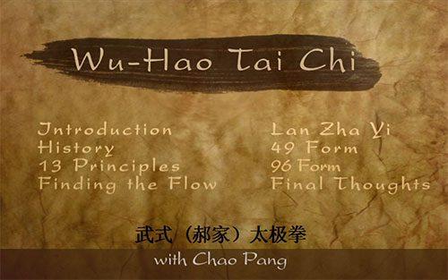 Wu Hao Tai Chi