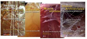 Jean-Claude Guimberteau's 4 DVD Collection
