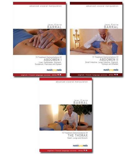 Barral's Advanced Visceral Manipulation Series