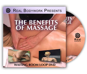 Benefits of Massage - Waiting Room DVD