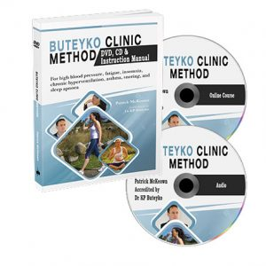 Buteyko Clinic Method DVD