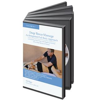 Deep Tissue Massage : An Integrated Full Body Approach