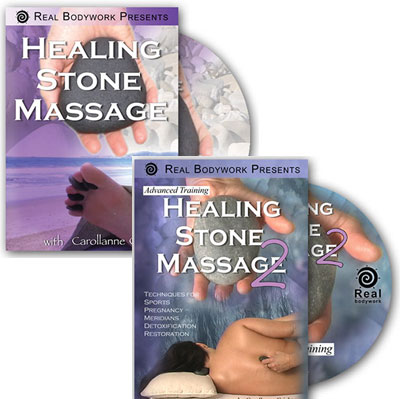 Healing Stone Massage 1 & 2