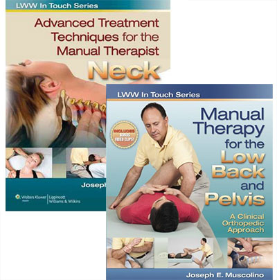 Clinical Manual Therapy with Dr. Joe Muscolino: The Neck & Low Back and Pelvis