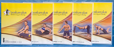 The Posture Plus DVD series