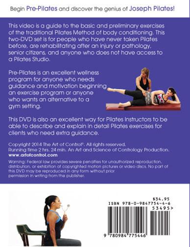 Pre-Pilates