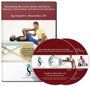 Stretching the Lower Back and Pelvis