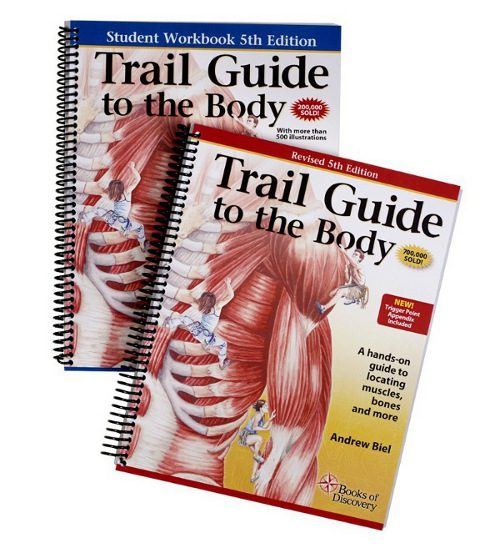 Trail Guide to the Body: Textbook & Workbook